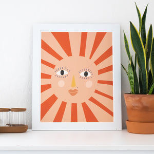 "'You are My Sunshine' Print, 16"" x 20"""