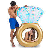 Giant Inflatable Ring Water Raft