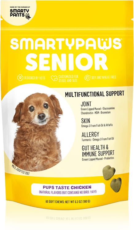 Senior Formula - Chicken