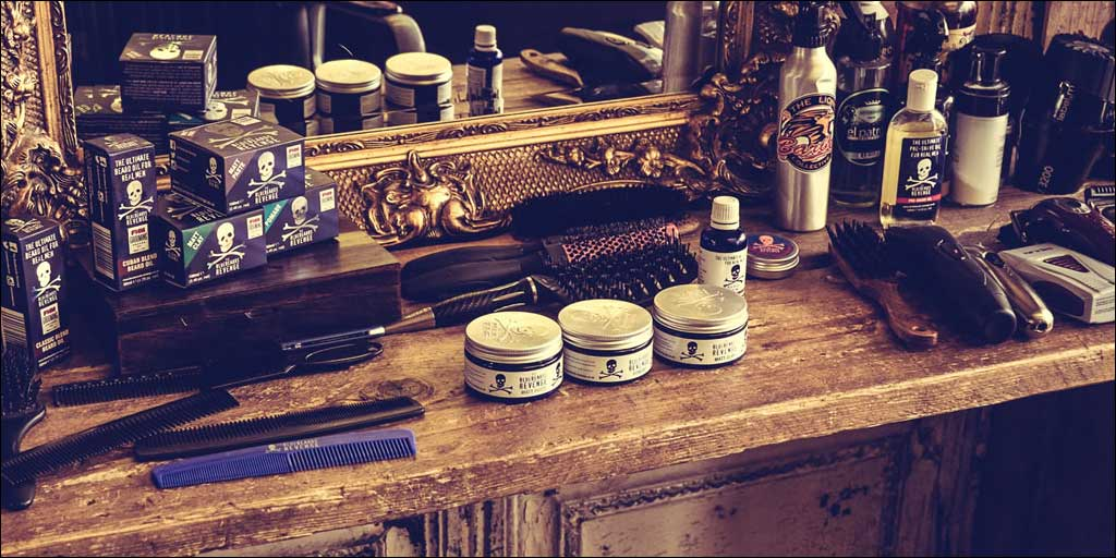 The Panic Room presents The Bluebeards Revenge Shave