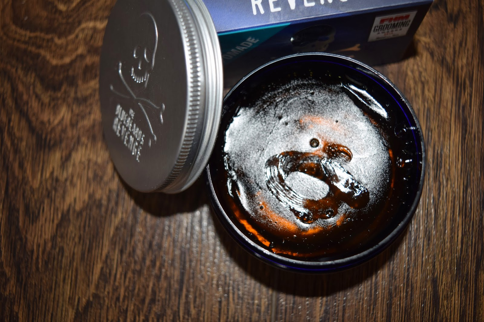 The Panic Room presents The Bluebeards Revenge Pomade