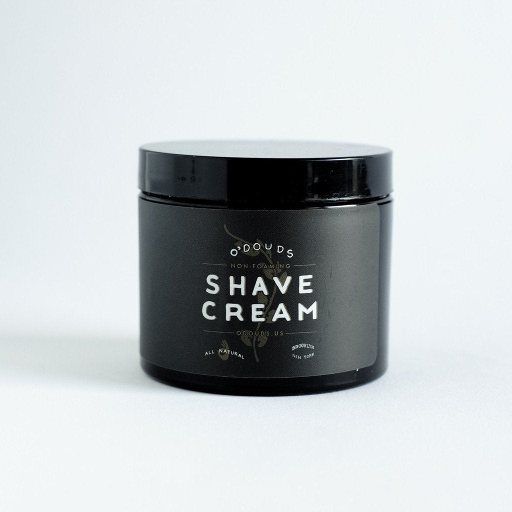 The Panic Room presents O'Douds Shave Cream