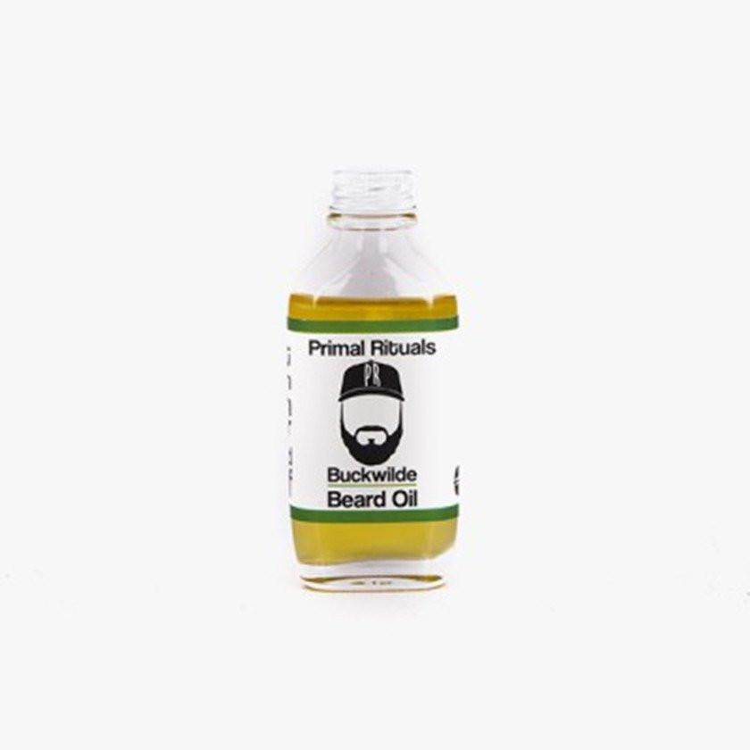 The Panic Room presents Primal Rituals Beard Oil