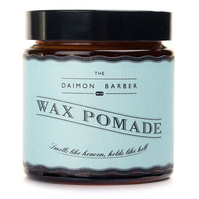THE DAIMON BARBER – WAX POMADE – NO.3