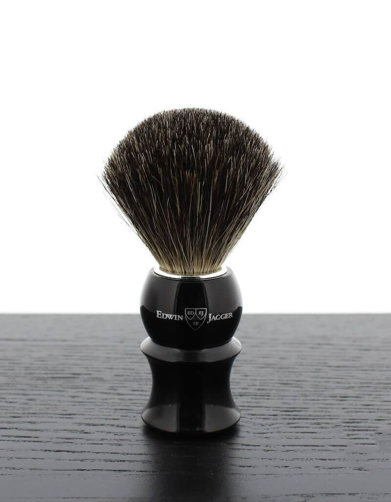 The Panic Room presents Edwin Jagger Shaving Brushes