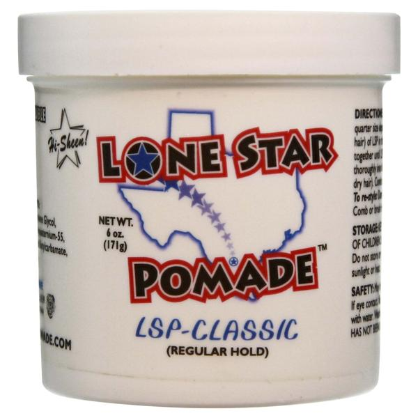 Review: Lone Star Pomade – Classic
