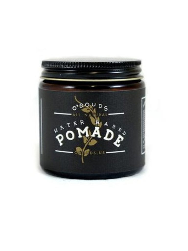 The Panic Room presents O'Douds Water Based Pomade