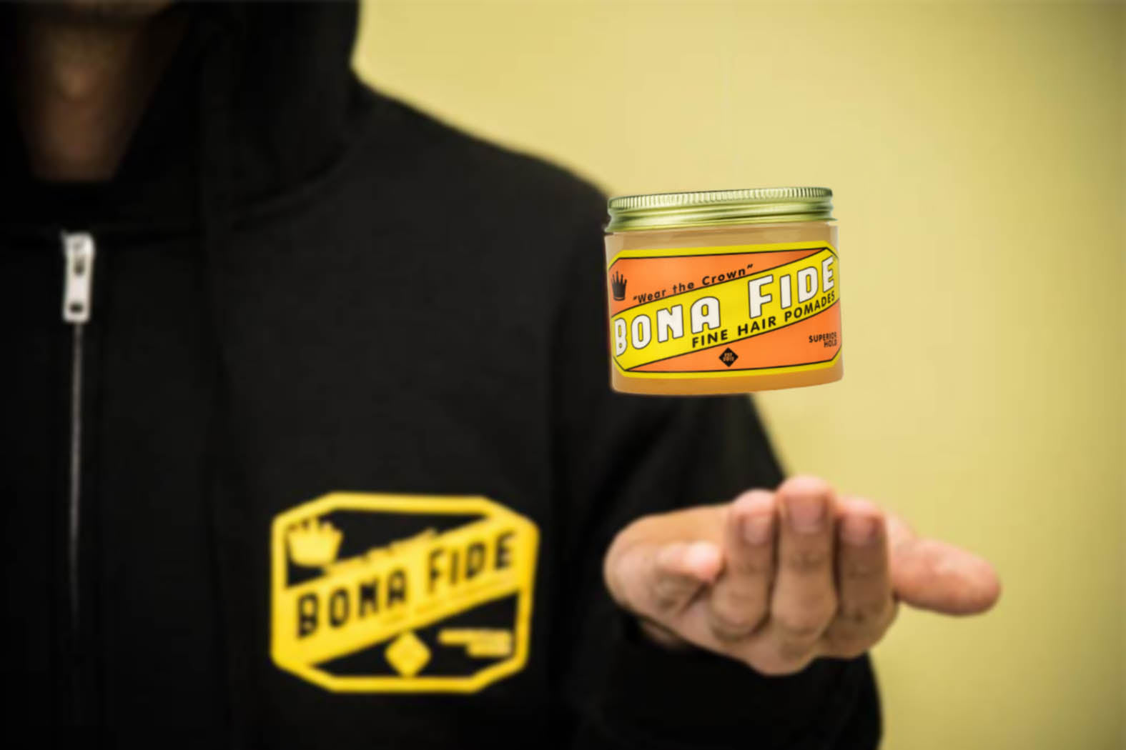 Bona Fide Pomade (superior hold)