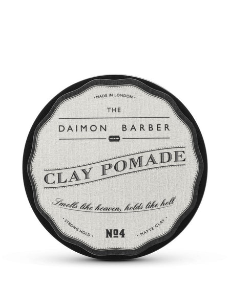 The Daimon Barber - No.4 Clay Pomade
