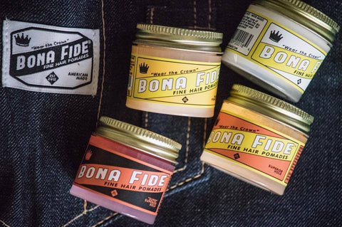 view all bona fide pomades