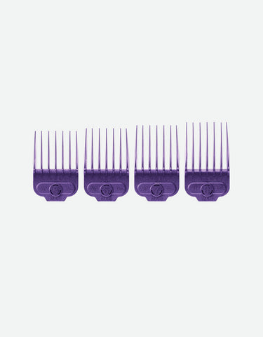 Andis - Magnetic Comb Set — Large, 5 - 8