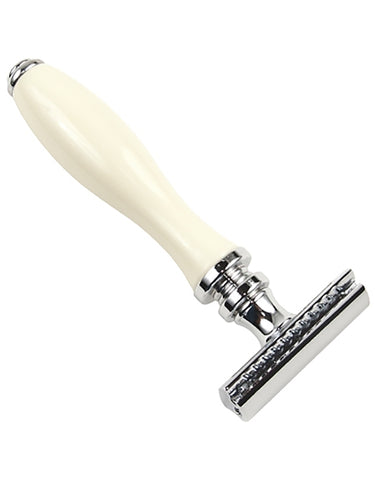 Parker - 111W White Resin Handle