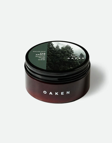 Oaken Lab - Shaving Soap, Far Afield, 114g