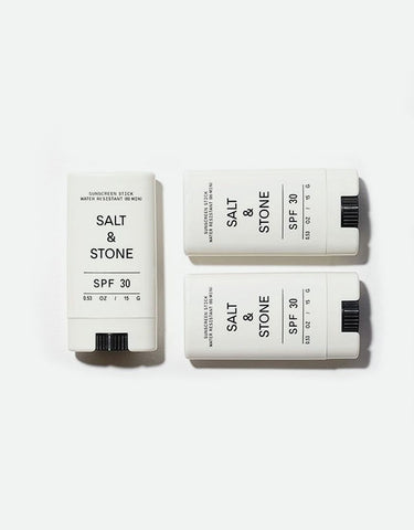Salt and Stone - SPF 30 Sunscreen Stick, 15g