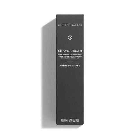 Daimon Barber, London - Shave Cream, 100ml