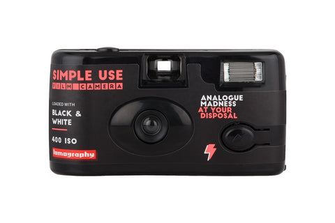 Lomography - SUC BLACK AND WHITE