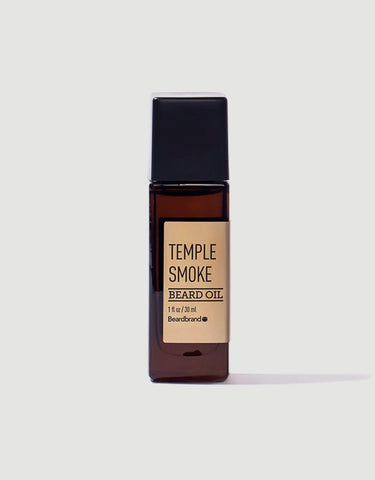Beardbrand - Temple Smoke Beard Oil, 30ml