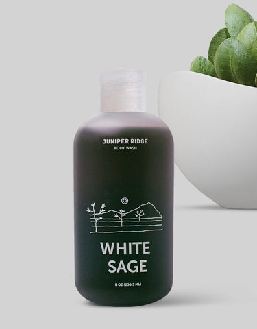 Juniper Ridge - Body Wash, White Sage, 237ml