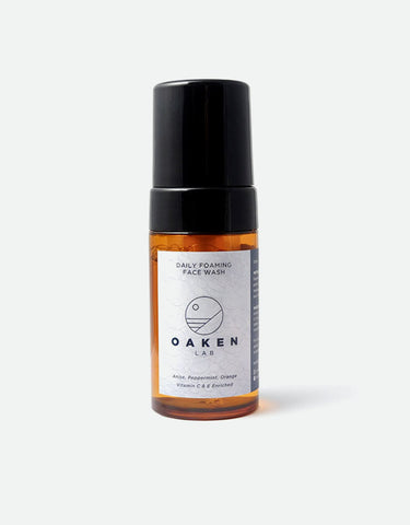 Oaken Lab - Daily Foaming Face Wash - 100ml