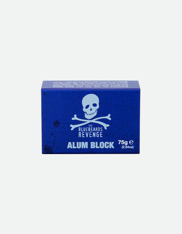 The Bluebeards Revenge - Alum Block