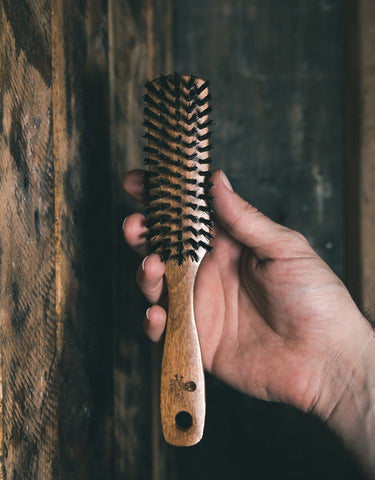 The Bluebeards Revenge - Beard Brush, Synthetic
