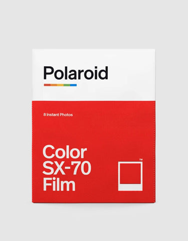 Color Film for Polaroid SX-70