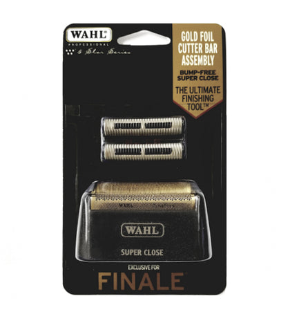 Wahl - Replacement Foil & Cutter Bar Assembly, 5 Star Finale