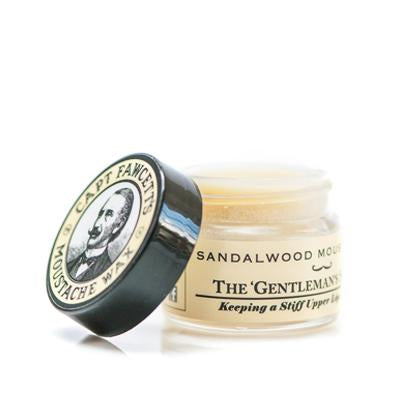 Captain Fawcett - Moustache Wax,Sandalwood