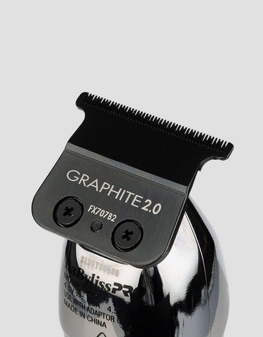 BaByliss PRO® - FX707B2 Replacement Outlining Hair Trimmer Blade, Deep Tooth, Graphite