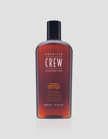 American Crew - 24-Hour Deodorant Body Wash, 450ml