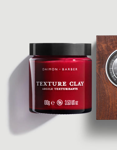 Daimon Barber, London - Texture Clay