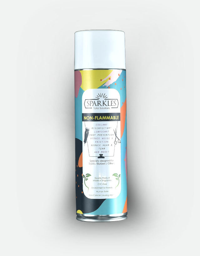 Sparkles - Non-Flammable Total Solutions Blade Spray, 500ml