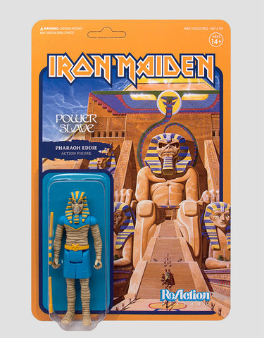 Super7 - Iron Maiden ReAction Figure - Powerslave
