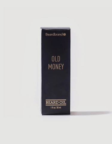 Beardbrand - Old Money Beard Oil, 30ml