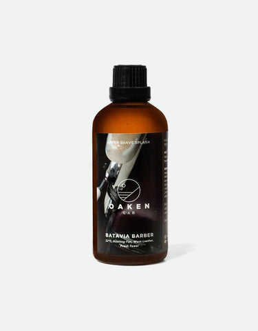 Oaken Lab - Aftershave Splash, Batavia Barber, 100ml