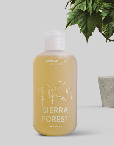 Juniper Ridge - Body Wash, Sierra Forest, 237ml