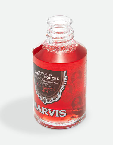 Marvis - Cinnamon Mint Mouthwash, 120ml