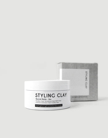 hongkonghomebrew - Styling Clay