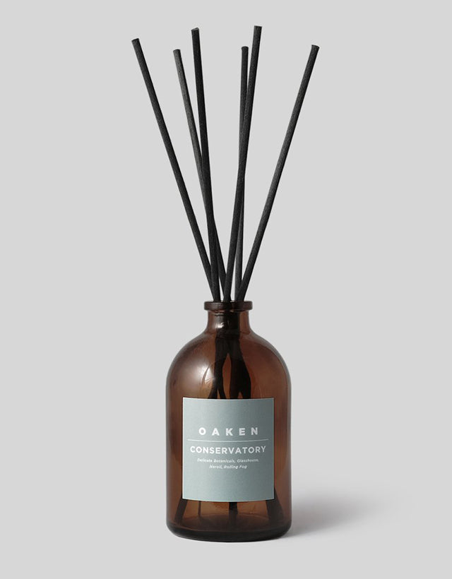 Oaken Lab - Reed Diffuser, Conservatory, 100ml