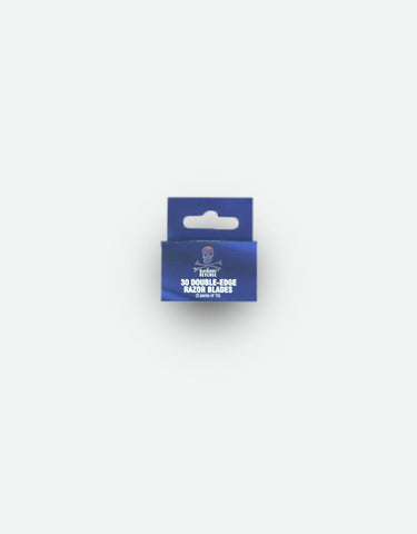 The Bluebeards Revenge - 30 Double-Edge Razor Blades, (3 pack of 10)