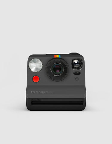 I-Type Camera | Polaroid Now Black