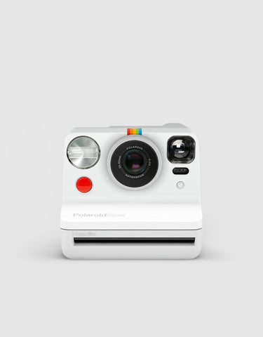 I-Type Camera | Polaroid Now White