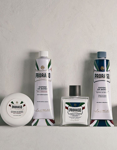 Proraso - Shaving Cream Tube, Sensitive Green Tea, 150ml
