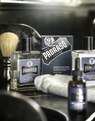 Proraso - Beard Oil, Azur Lime, 30ml