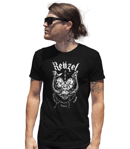 Reuzel - Pig with Horns T-Shirt
