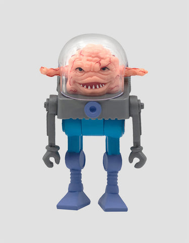 Super7 - Teenage Mutant Ninja Turtles ReAction Figure Wave 2 - Krang