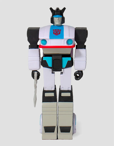 Super7 - Transformers ReAction Figure - Jazz