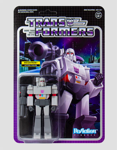 Super7 - Transformers ReAction Figure - Megatron