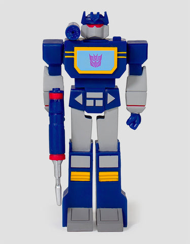 Super7 - Transformers ReAction Figure - Soundwave