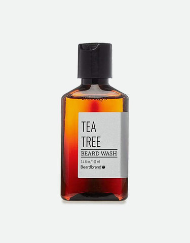 Beardbrand - Tea Tree Beard Wash, 100ml